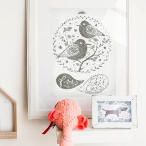 Ptaszyny / plakat