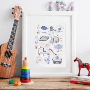alalea_playground_poster_kids_room_002